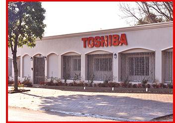 Toshiba Sandton office